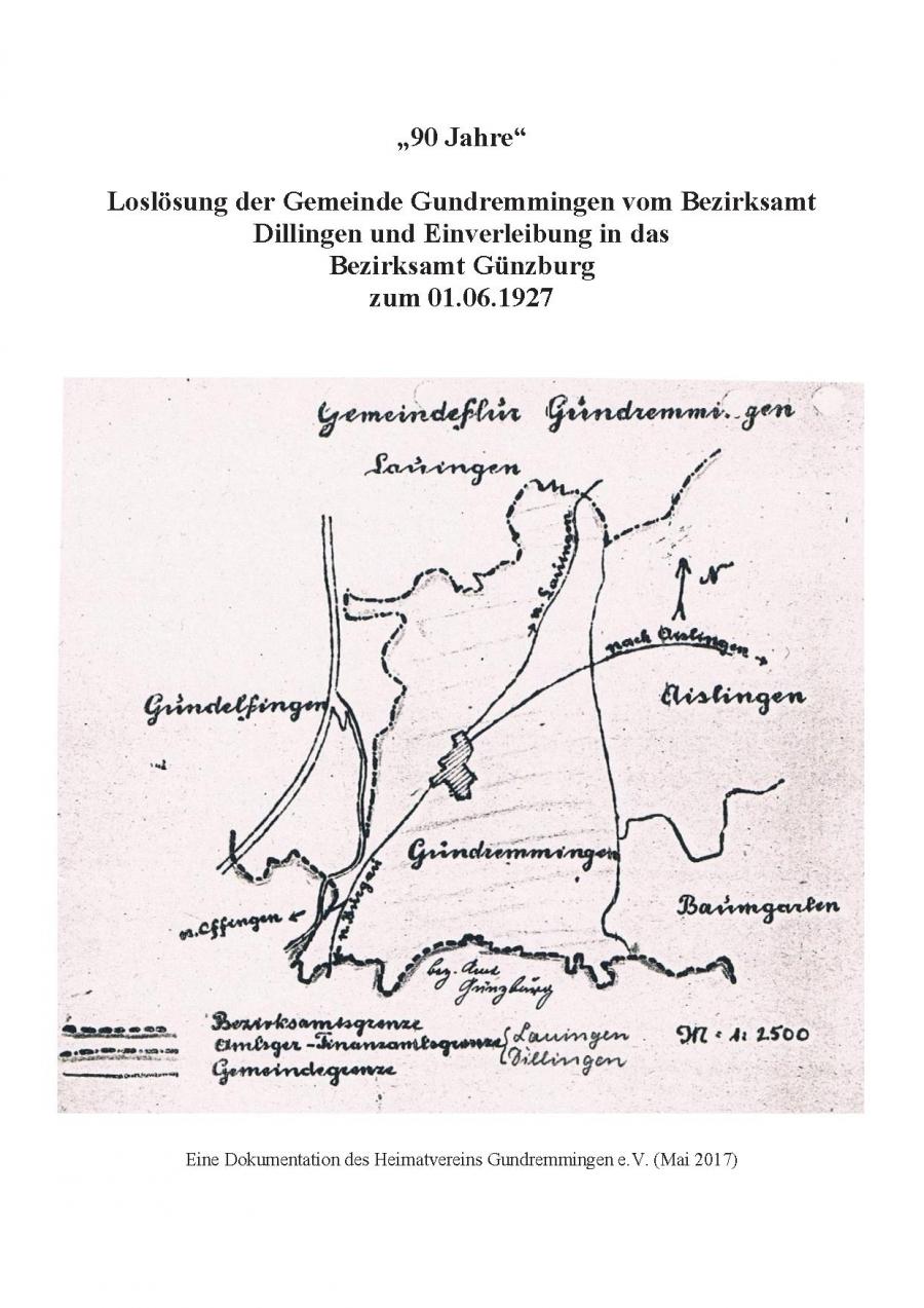 Aktuelles Nachrichten Gemeinde Gundremmingen